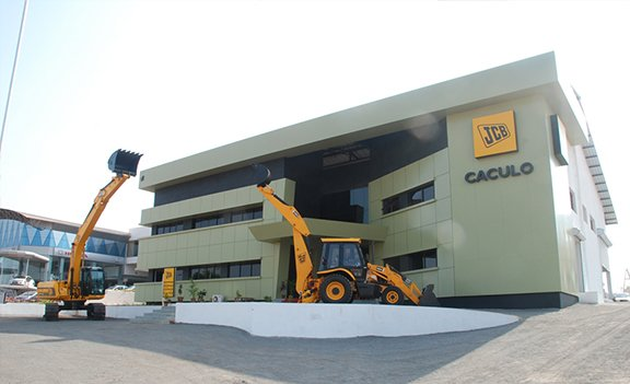 Caculo Earthmovers JCB Goa
