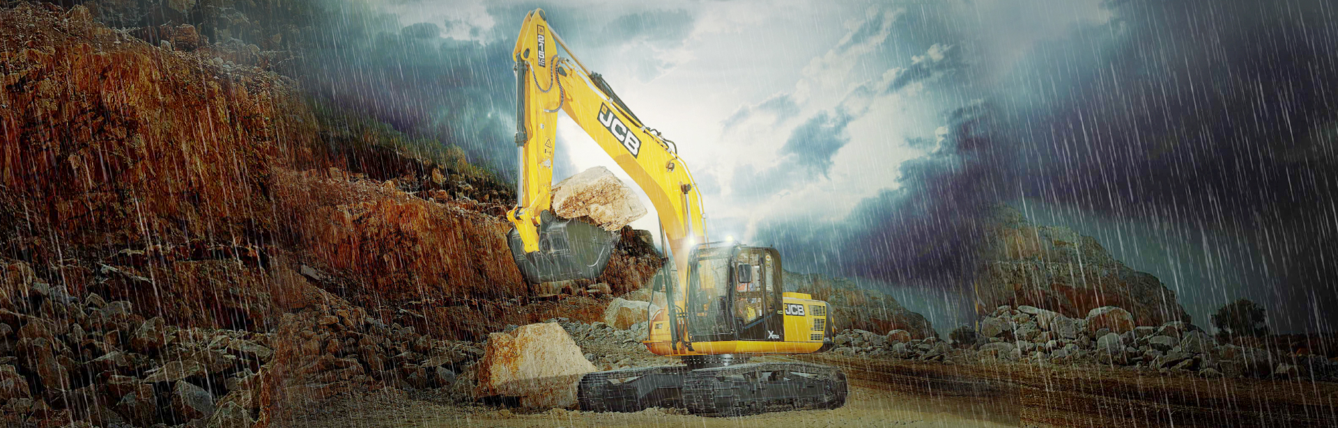 Excavator Monsoon Offer Goa